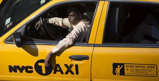 taxi new-york