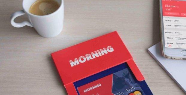 Morning Fintech banque Edel