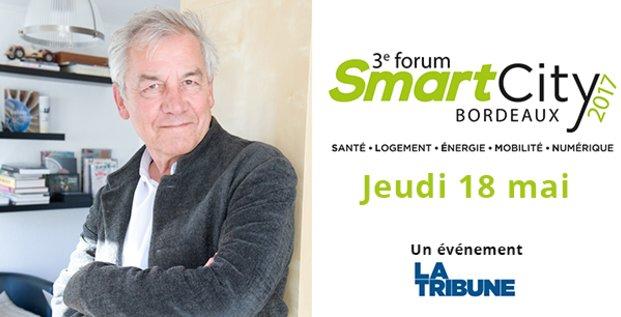 Bruno Marzloff (Chronos), invité de Smart City Bordeaux 2017