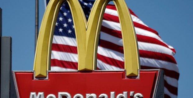Plaintes en europe sur les pratiques de franchise de mcdonald's