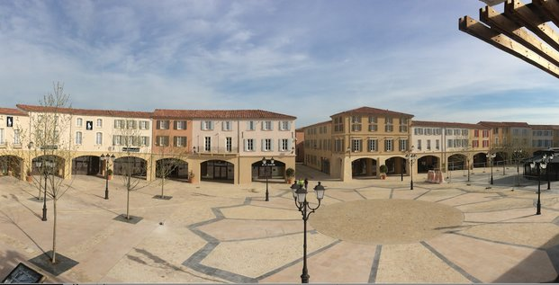 Village de marque Miramas