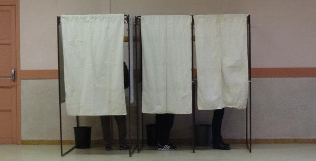 isoloirs élection