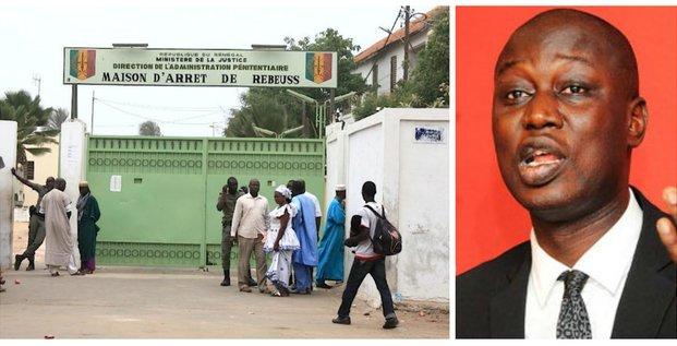 Seydou Diagne prison dakar