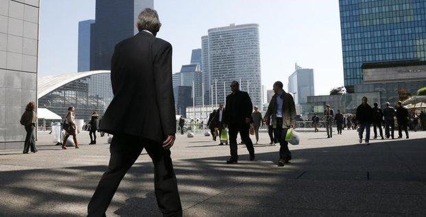 Le marche de l'emploi des cadres reste bien oriente