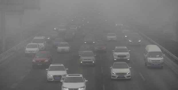 La pollution de l'air serait nocive pour le systeme cardiaque