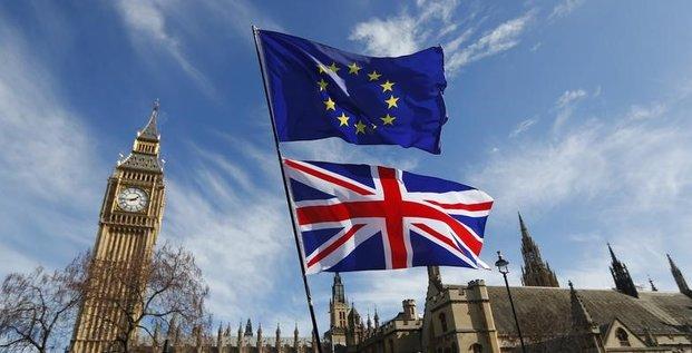 Les banques de la city se preparent au brexit
