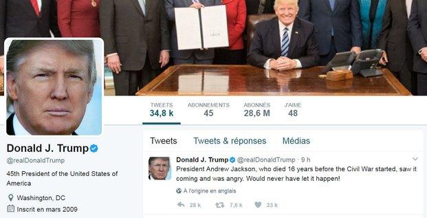 Donald Trump a remis Twitter au goût du jour... selon Twitter