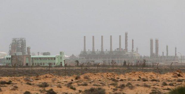Ras Lanouf raffinerie Libye Pétrole