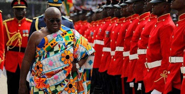 Nana Akufo président Ghana