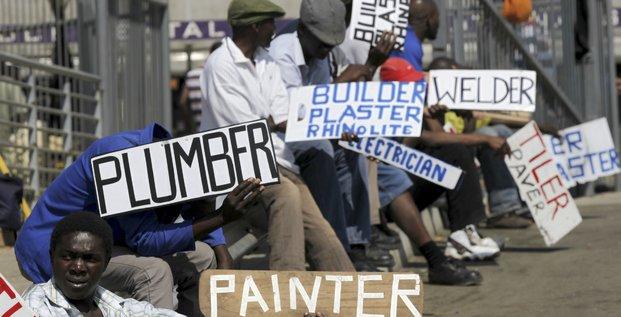 Chômage emploi travail métier artisans