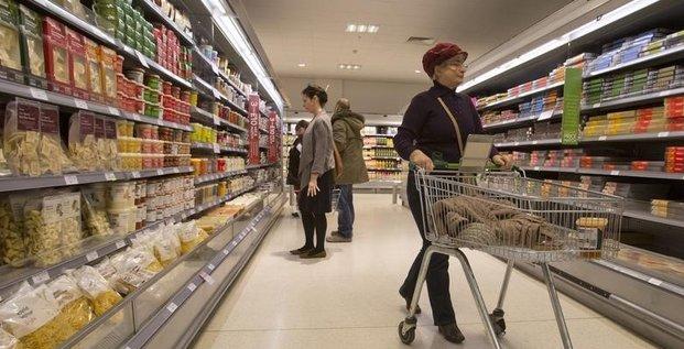 Hausse de l'inflation au royaume-uni