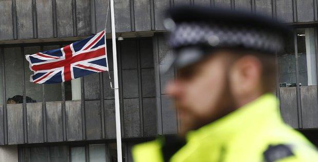 Angleterre police