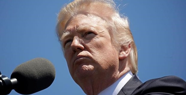 Trump aurait devoile des informations classifiees a la russie