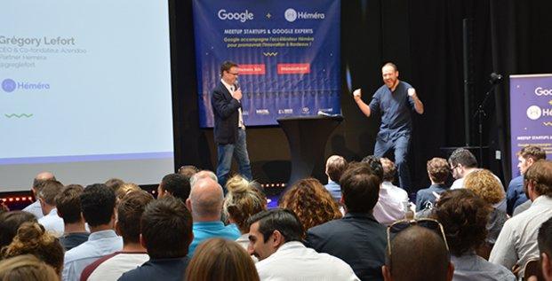 Héméra partenaire Google