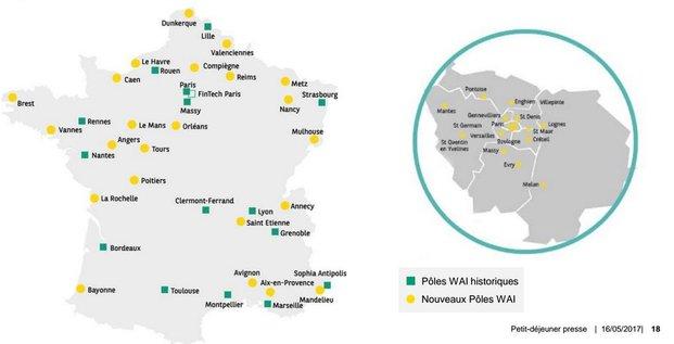 BNP pole innovation startup
