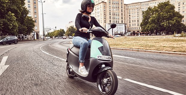 COUP scooter Bosch