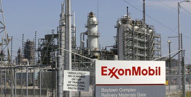 Exxonmobil et total discutent d'une exploration gaziere en grece