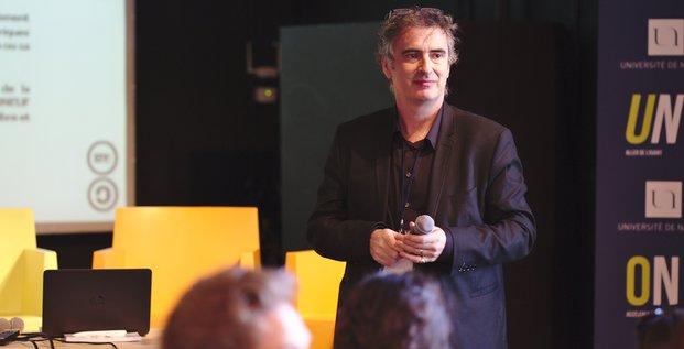 Colin de la Higuera, Université de Nantes, Chaire Unesco,