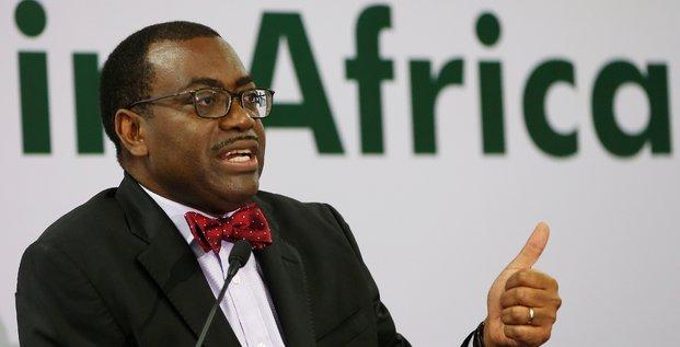 Adesina Inde BAD banque africaine de développement