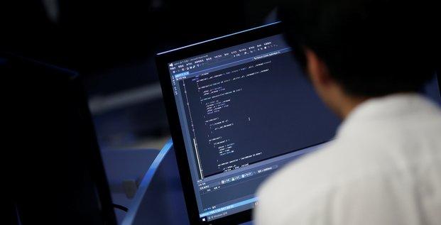 Ordinateur cyberattaque