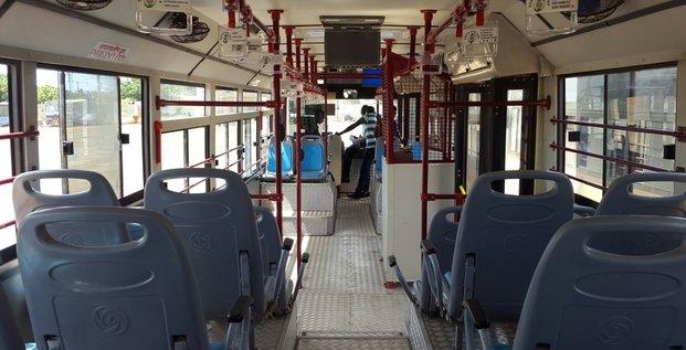Transport en commun Sénégal