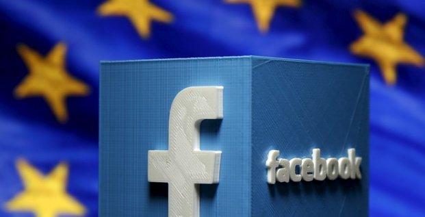 L'ue demande des ameliorations a facebook, twitter et google
