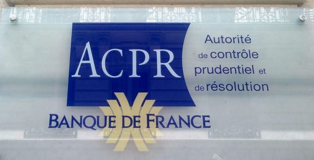ACPR plaque Banque de France