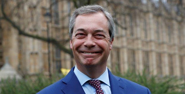 Farage ne sera pas candidat aux legislatives