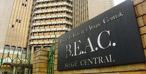 BEAC banque Afrique centrale