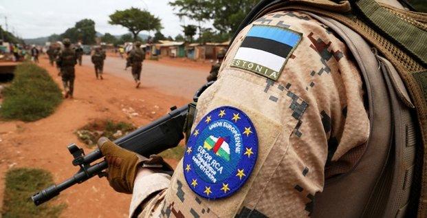 Eurofor RCA Centrafrique paix Europe