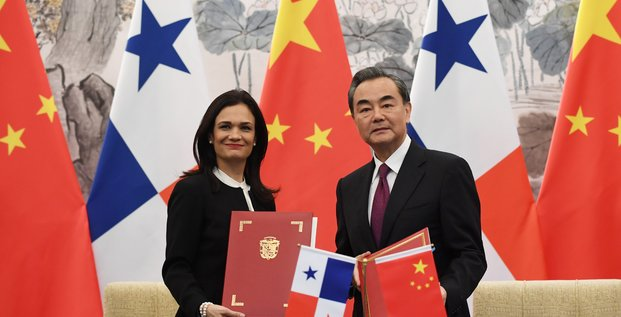 Panama, Pékin, Taiwan, Varela, Wang Yi, Isabel de Saint Malo, relations diplomatiques, rupture, affaires étrangères, canal, port,