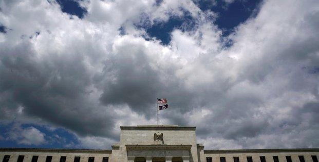 La fed hausse les taux et amorce la reduction du bilan