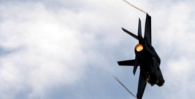 Lockheed pres de signer la vente de 440 f-35