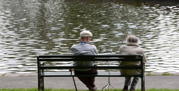 Pas de retour a l'equilibre des retraites avant 2040