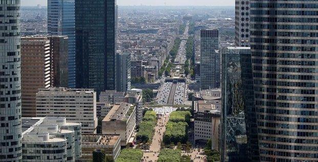 France: le climat des affaires au plus haut depuis juillet 2011