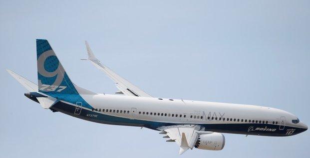 Boeing remporte la bataille des commandes au bourget