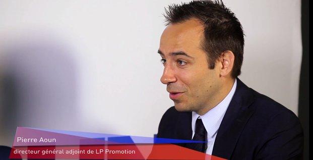 Pierre Aoun, LP Promotion