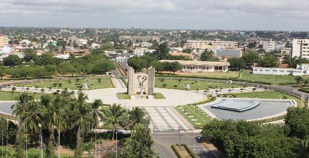 Quartier administratif Lomé