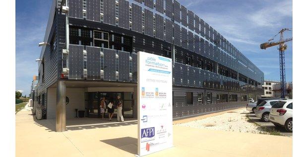 Locaux du Club Innovation EchoChimieSud à Baillargues (34)