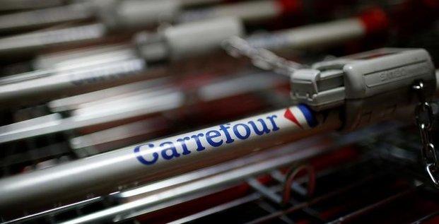 Carrefour va lever jusqu'a 1,5 milliard d'euros avec son ipo au bresil