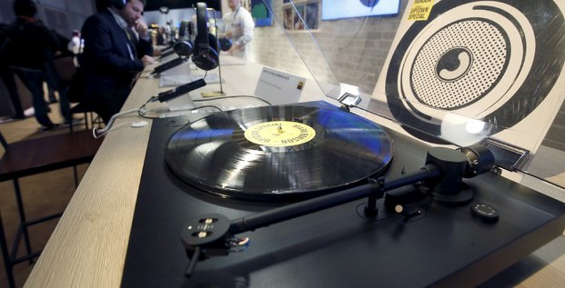 Sony relance la production de vinyles