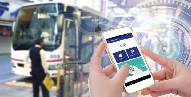 Ixxi TechSide Transports intelligents