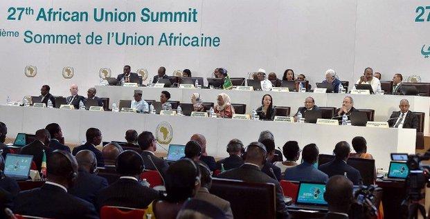 27e session ordinaire Union africaine UA