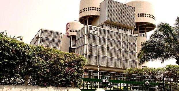 Siège banque ouest africaine développement BOAD Lomé Togo