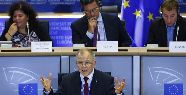 Vytenis Andriukaitis commissaire européen santé