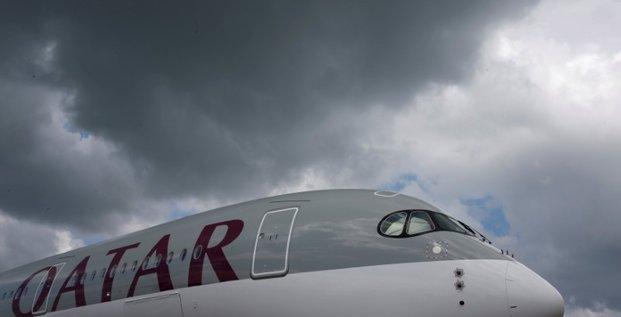 Qatar airways exclut d'annuler ses commandes d'a350