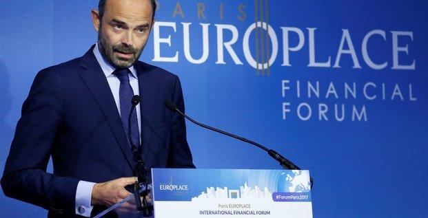 Edouard Philippe Europlace