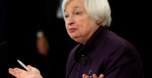 Yellen, Fed,