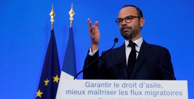 Edouard Philippe plan immigration