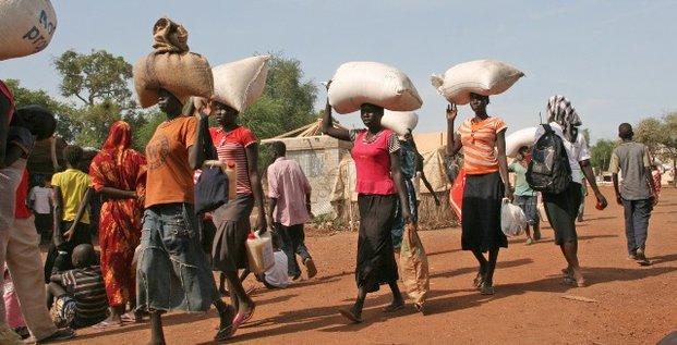 insécurité alimentaire Afrique de l'Est